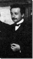 Einstein at the Solvay conference in 1911. That year he became an associate professor at the University of Zurich and shortly afterward, he accepted a full professorship at the German Charles-Ferdinand University in Prague.