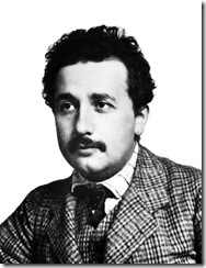 Albert Einstein, 1905, The Miracle Year. On 30 April 1905, Einstein completed his thesis with Alfred Kleiner, Professor of Experimental Physics, serving as pro-forma advisor. Einstein was awarded a PhD by the University of Zurich. His dissertation was entitled A New Determination of Molecular Dimensions.